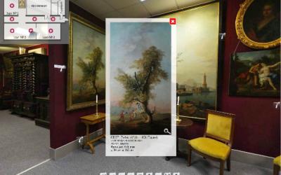 VR-технологии для развития музеев и вдохновения