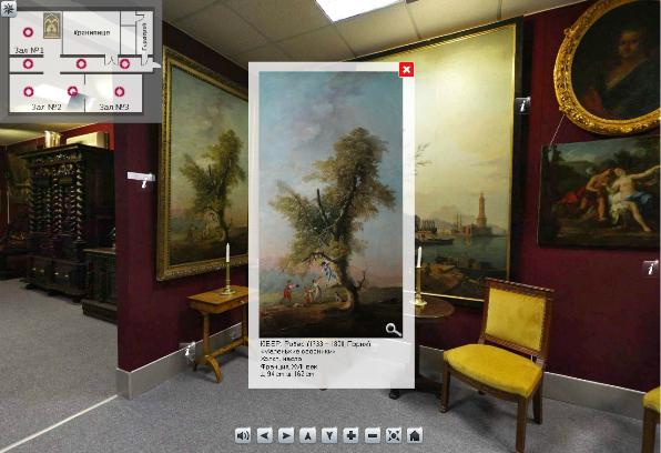 Искусство есть сообщение чувства (VR-технологии для развития музеев и вдохновения)