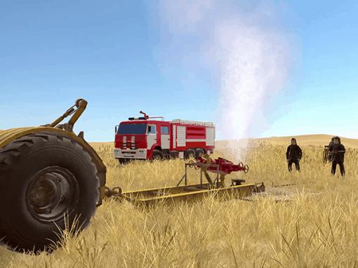 VR-тренажер: Для нефтегазовой отрасли